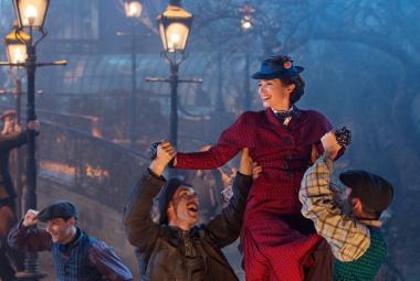 Recenze: Mary Poppins se vrací bez pozvánky a nových triků