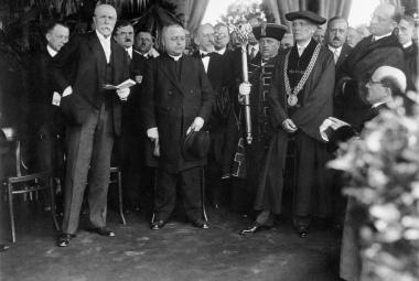 Díky MUNI! Masarykova univerzita pojala oslavy sta let existence jako poděkování