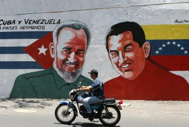 Kubu a Venezuelu pojí silné pouto