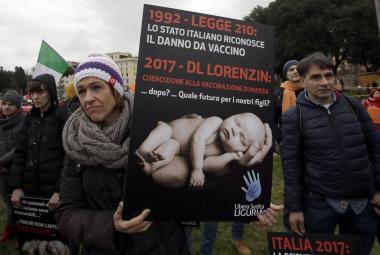 Do škol a školek jen očkované děti. Itálie se vrací k povinné vakcinaci