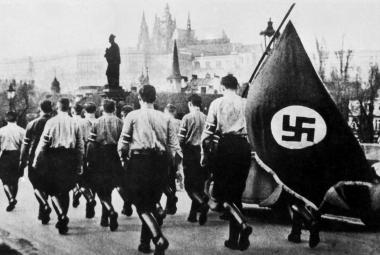 Nacisté v Praze
