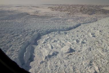 Jeden z nejrychleji tajících ledovců světa se začal nečekaně zvětšovat
