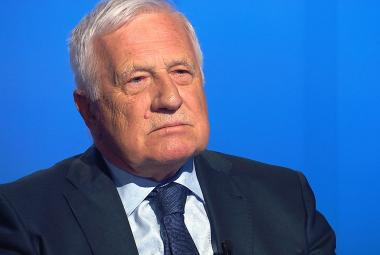 Do EU jsme vstoupit museli, nebyla alternativa, vzpomíná Václav Klaus. Ale teď by klidně odešel