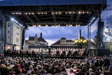 Poslechněte si open air koncert: (Nejen) Harry Potter a Česká filharmonie