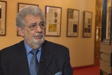 Je moje povinnost pomáhat pěvcům, aby se stávali hvězdami, říká Plácido Domingo