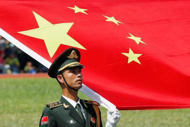 Čínská lidově osvobozenecká armáda (PLA)
