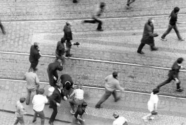 Lidé si na mnoha místech po celém Česku připomněli srpnové dějiny totalitní zvůle