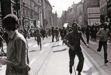 Protesty v srpnu 1969 režim krvavě potlačil. V Praze a Brně na ulicích umírali lidé
