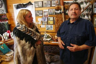 Maoravák, zlatokopové i Pán prstenů. Nový dokumentární seriál objevuje Kiwiland