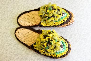 Chemlonové papuče