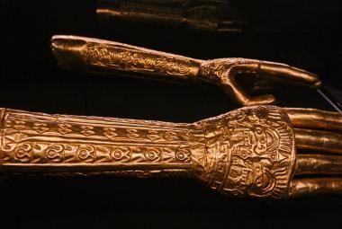 V Brně vystavují poklad Inků. Ve vitrínách odolných jako trezory