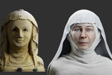 Vědci rekonstruovali podobu kněžny Ludmily. Podívejte se do tváře patronky Čech