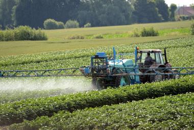Evropské řeky jsou plné pesticidů, a to i těch nepovolených, ukázal výzkum