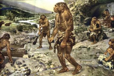 Vědci našli v Iráku neandertálce pohřbeného s květinami. Objev ukazuje tyto pravěké lidi v novém světle
