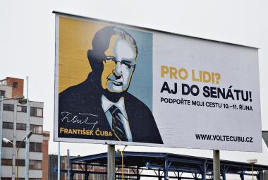 František Čuba kandiduje do Senátu