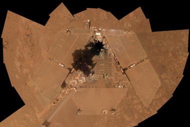 Houstone, Opportunity má problém. Robota za deset miliard ohrožuje matka všech marsovských bouří