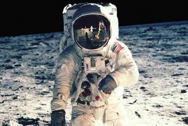 """""""Orel přistál"""" - Apollo 11 dosedlo na Měsíc"""