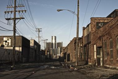 Velký dům za málo peněz - Detroit shaní nové residenty