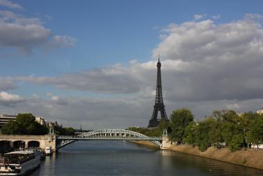 Eiffelovka přinesla krásu a poetiku železných konstrukcí