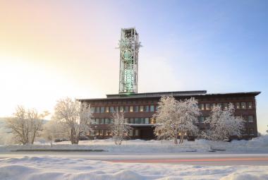 Švédská Kiruna se musí kvůli těžbě přestěhovat