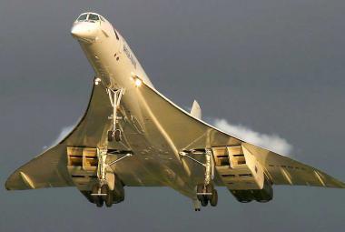 Concorde slaví 45 let od prvního zkušebního letu