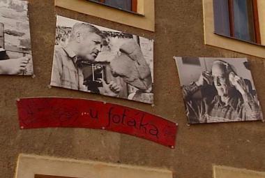 Ulice jako galerie svých obyvatel vznikla v Jistebníku