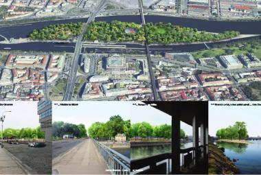 Praha vyhlásila vítězný návrh na revitalizaci Štvanice