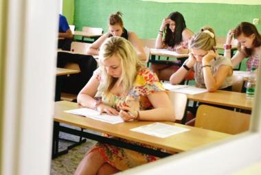 Maturitní zkoušky