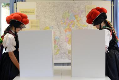 Volby v Německu