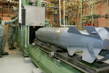 Likvidace chemických zbraní