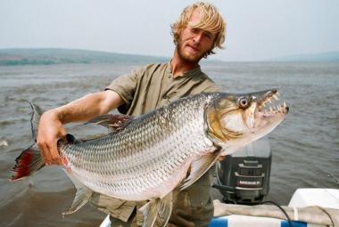Extrémní rybaření Jakuba Vágnera: Úlovek je jen třešničkou na dortu