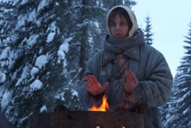 Aneta Langerová hraje ve filmu ruskou básnířku v gulagu