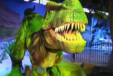 Dinosaurus z Plzně