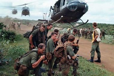 Z Vietnamu se nevrátilo 60 tisíc Američanů