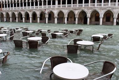 Změna klimatu ohrožuje Středomoří. Zaplavení hrozí desítkám nejslavnějších památek UNESCO