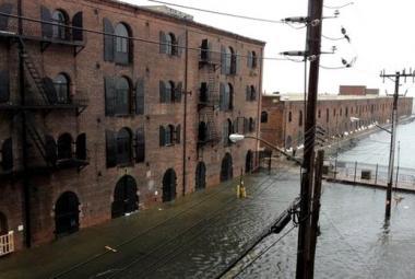 OBRAZEM: Sandy zasáhla do života milionů Američanů