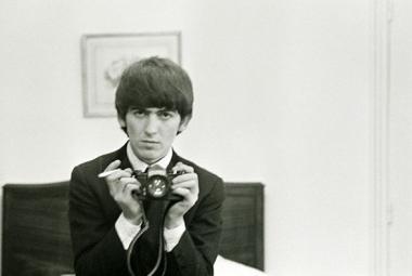 George Harrison: Osamělý Brouk na křehkém stéblu trávy