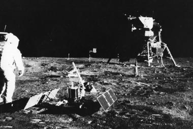 Armstronga na Měsíci viděli ŽIVĚ i v Československu