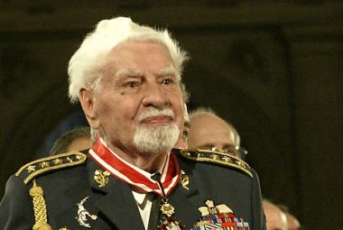 Muž, který ovládl válečné nebe - František Fajtl