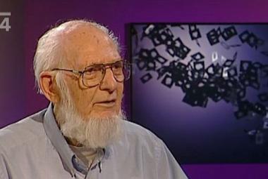 """""""Nacistům jsem zcela odpustil,"""" říká Tomáš Graumann"""
