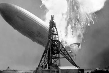 "Vzducholoď Hindenburg - ""Titanic nebes"""
