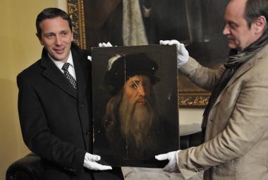 Za úspěchem Leonarda stála fantazie a posedlost. Geniální malíř zemřel před 500 lety