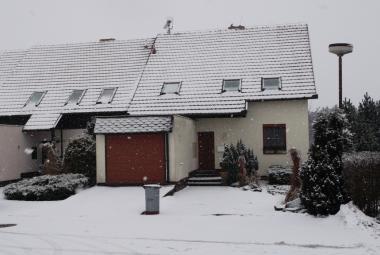 Dům, kde mělo k přepadení dojít