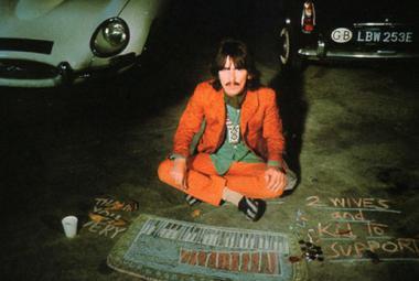 George Harrison - tichý Beatle s vnitřní silou