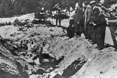 Masakr v Babím Jaru šokuje svým rozměrem a brutalitou
