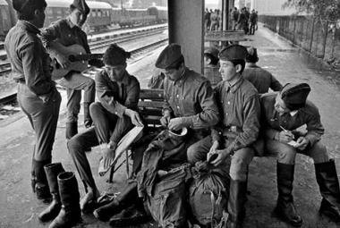 Jako žena jsem mohla fotit všude, říká fotografka vojáků z Milovic