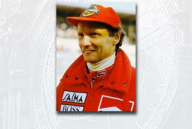 Niki Lauda, mistr světa F1 - muž, který přežil svou smrt