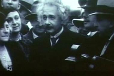 Albert Einstein pracoval i v Praze. Díky ješitnosti