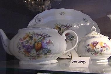 Evropa odhalila tajemství bílého porcelánu