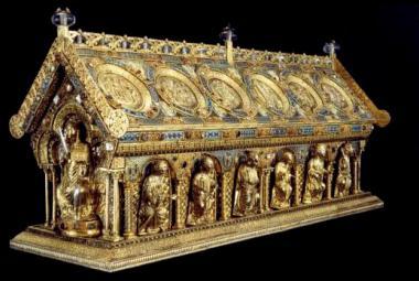 Unikátní relikviář sv. Maura slaví 25 let od svého objevení